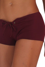 Pualani Hipster Maroon Solid