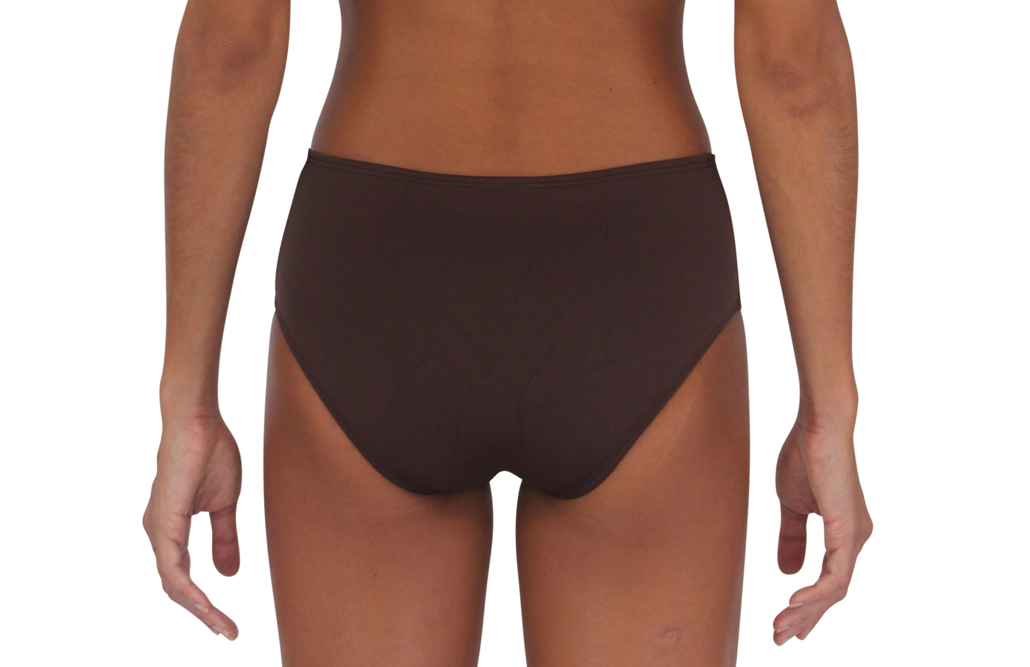 Pualani Full Bottom Chocolate Solid