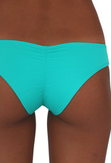 Pualani Scrunch Bootie Sea Green Solid