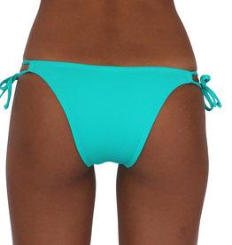 Pualani Skimpy Double Tie Sea Green Solid