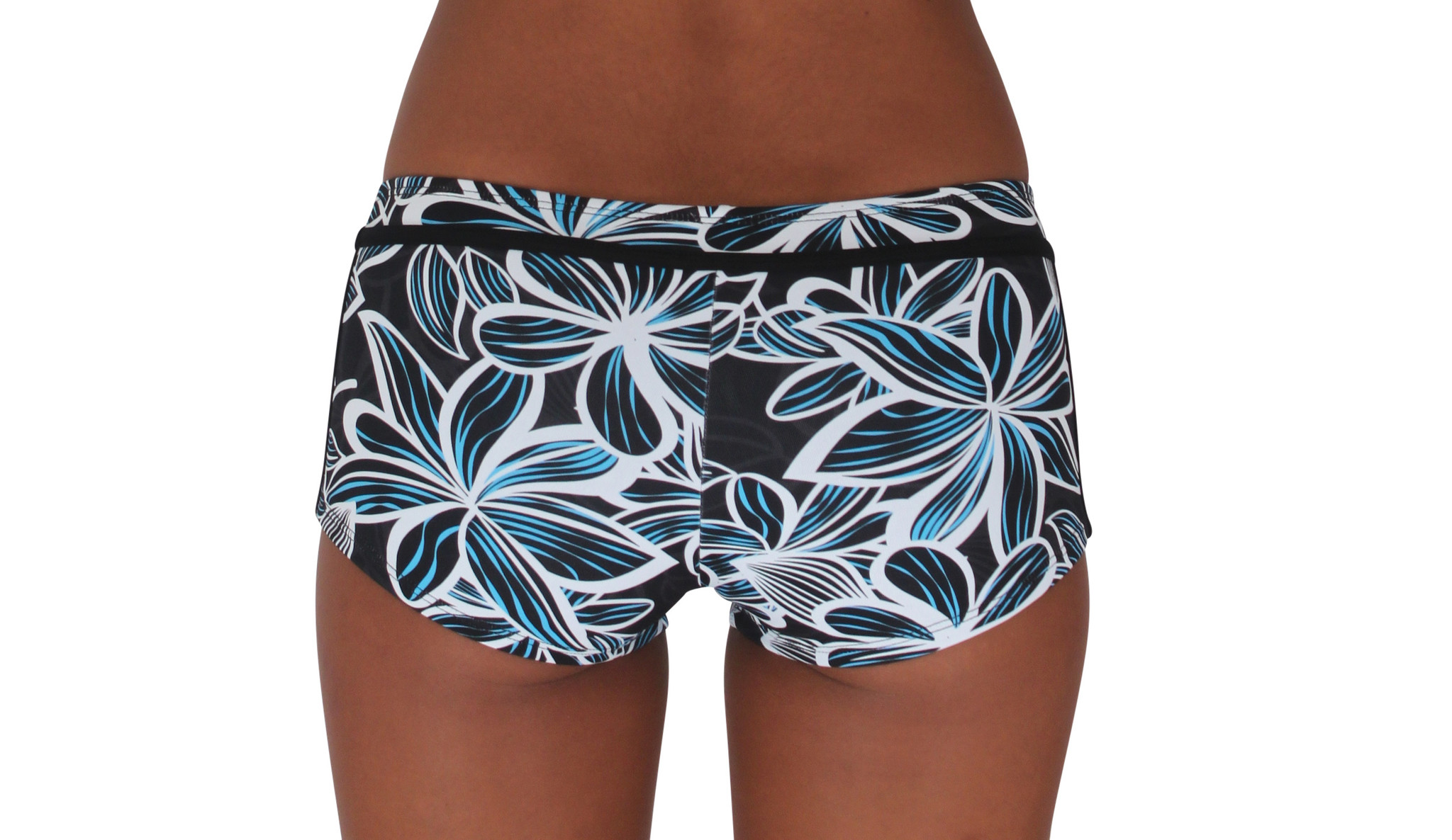 Pualani Boy Short Lotus