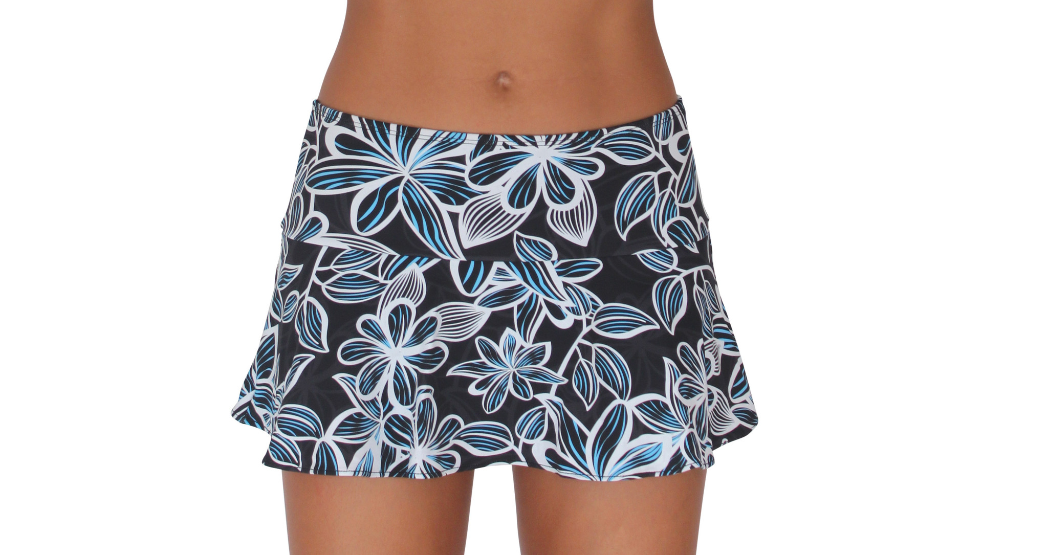 Pualani Skirt w/Attached Bottom Lotus