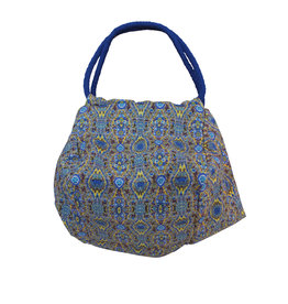 Pualani Large Beach Bag Midnight Blue