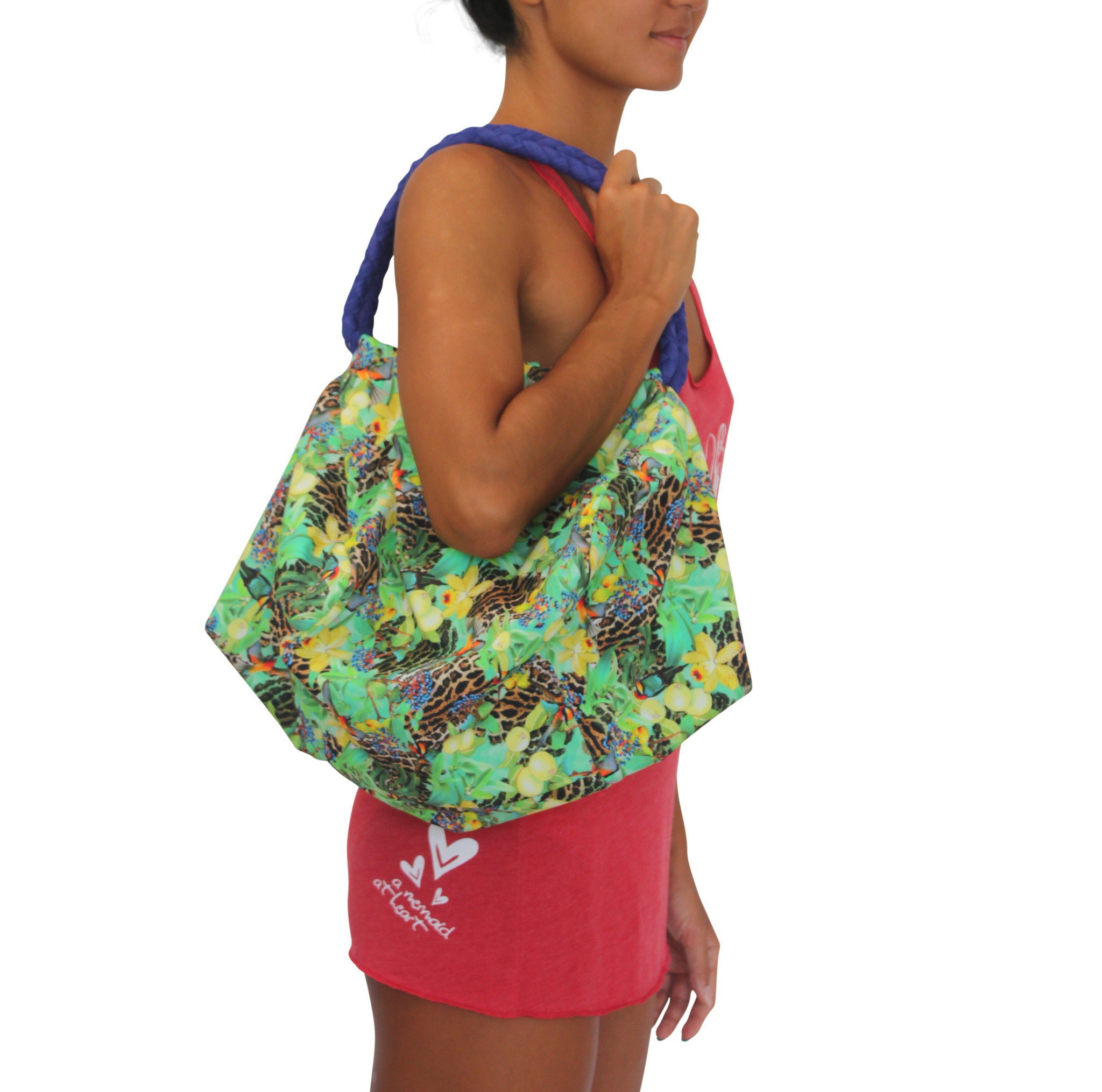 Pualani Large Beach Bag Amazon