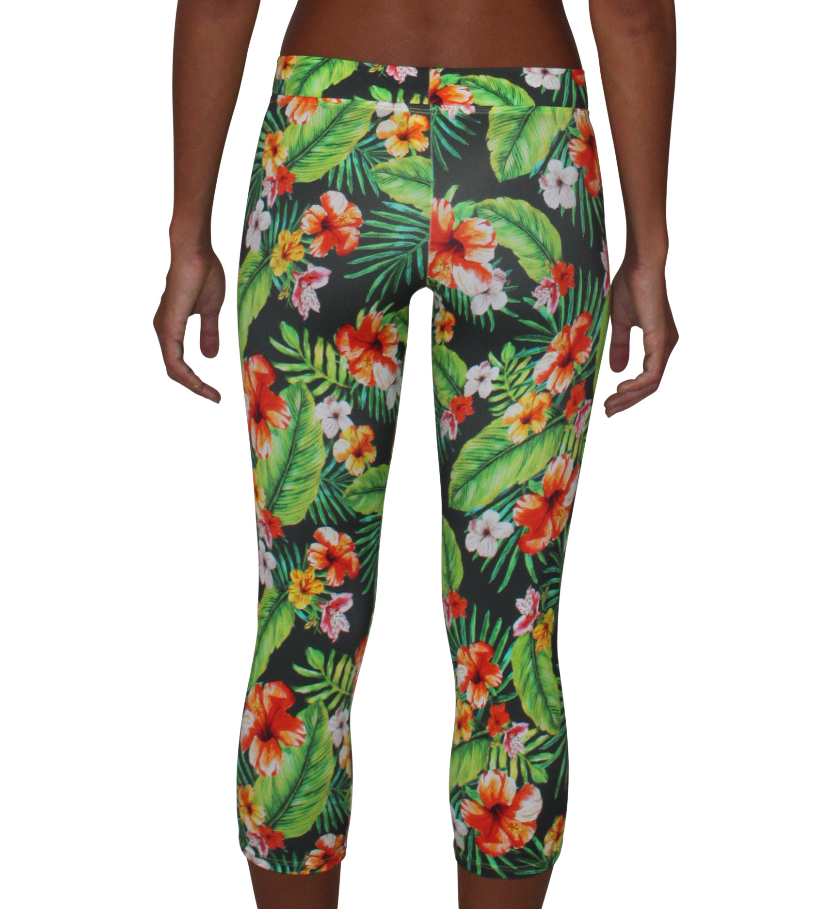 Pualani Surf Capri Jungle Love
