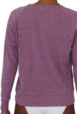 Longsleeve Pullover Purple