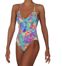 Pualani Sport One Piece Paradise