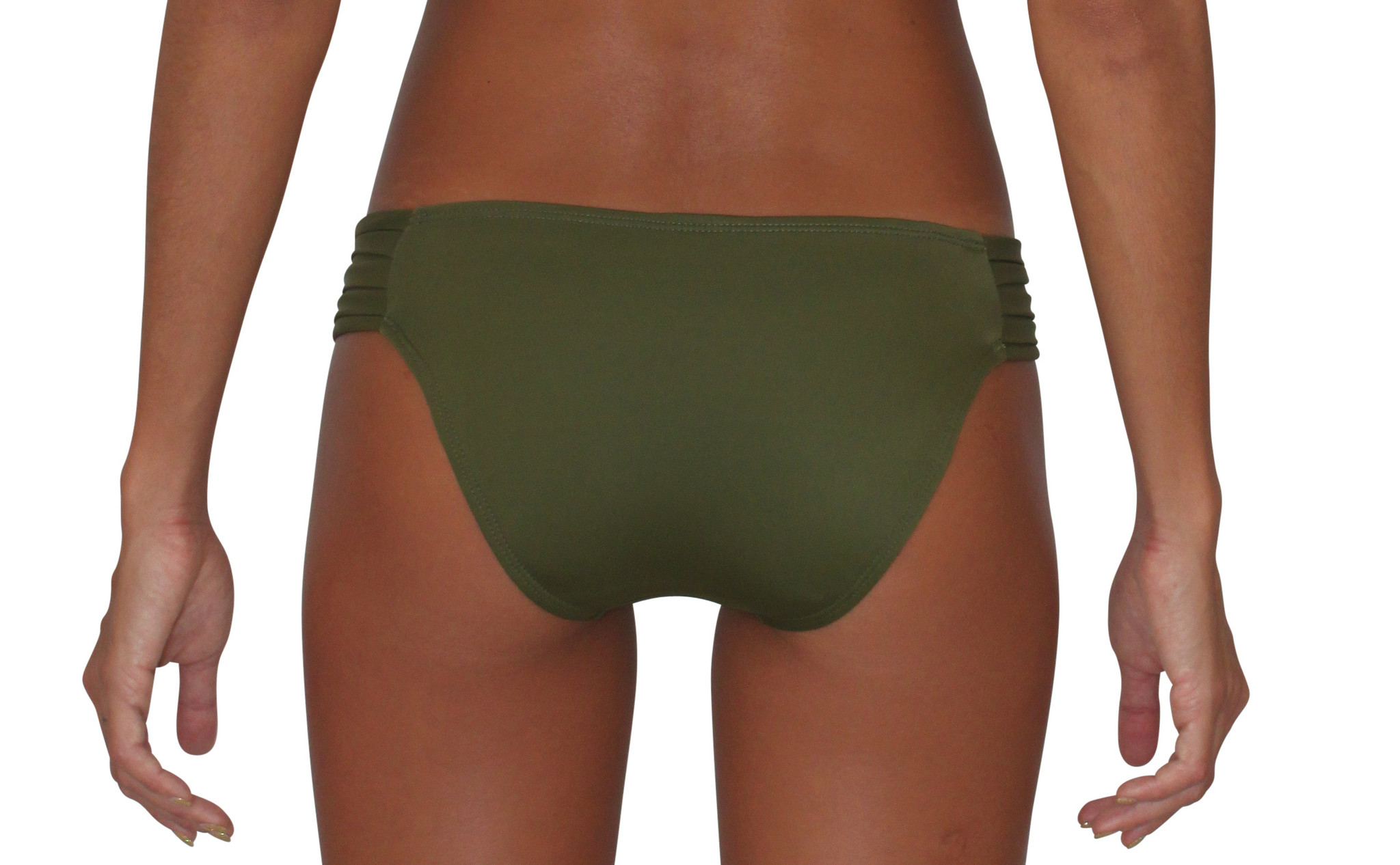 Pualani Love Without The Handles Olive Solid