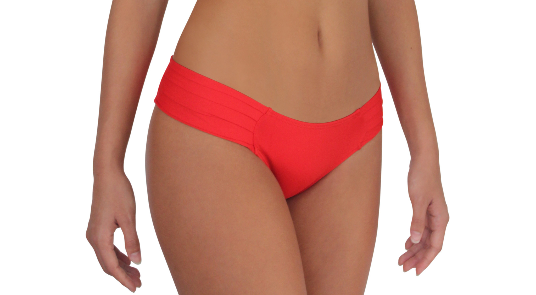 Pualani Love Without The Handles Orange Solid