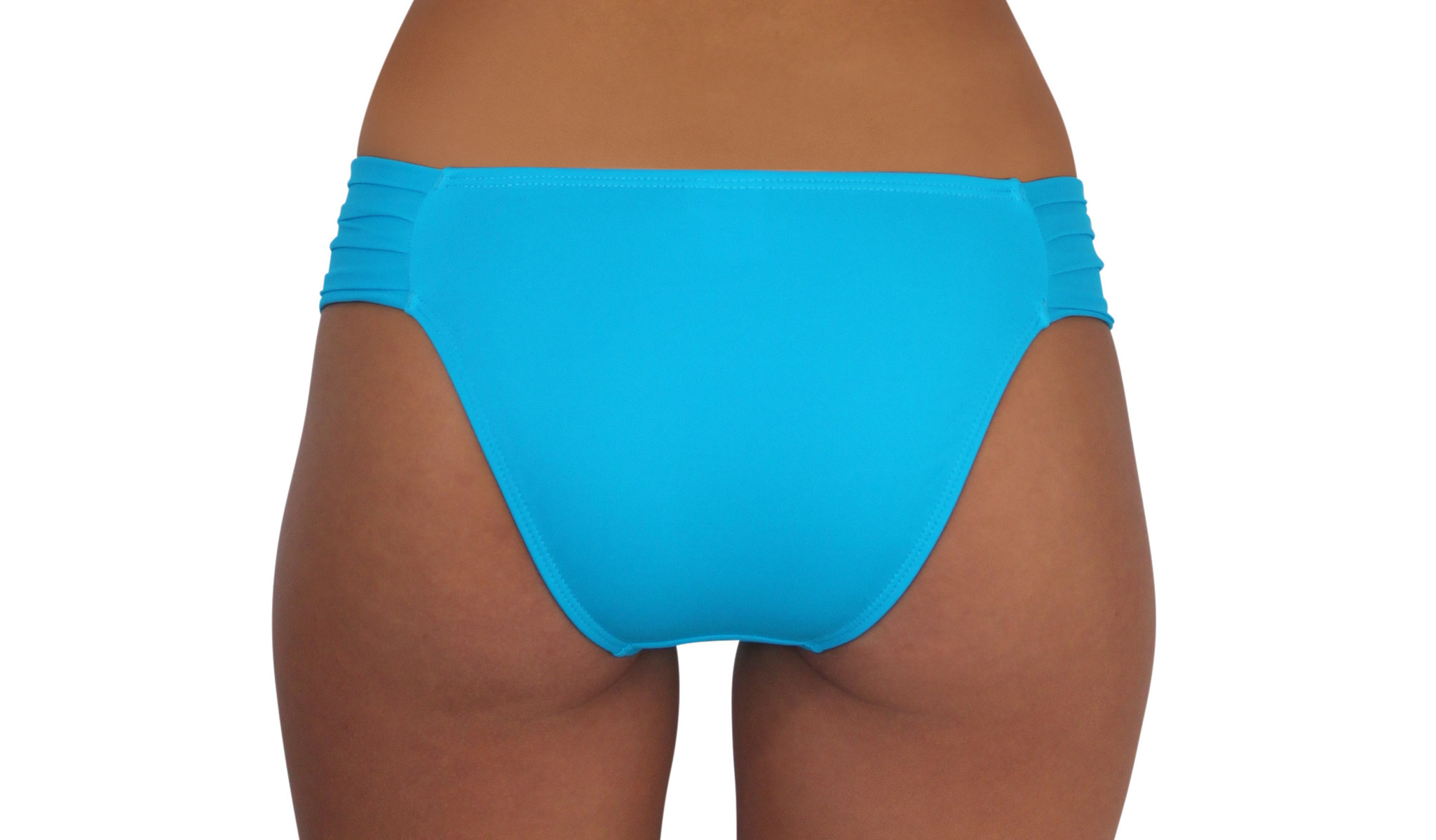 Pualani Love Without The Handles Electric Blue Solid