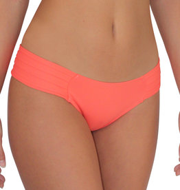 Pualani Love Without The Handles Coral Solid