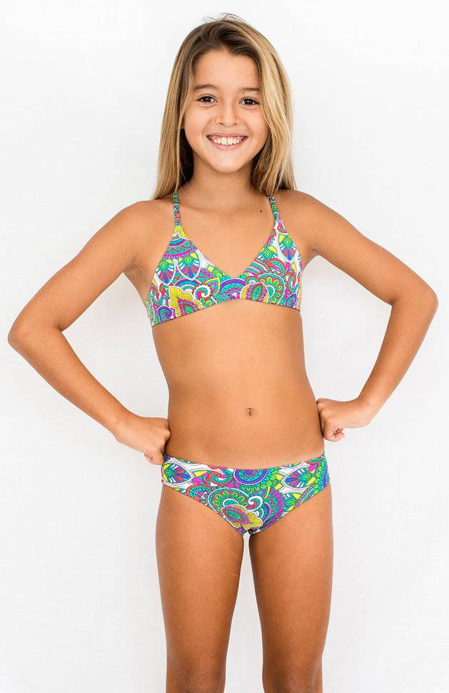 Pualani Mini Scrunch Fantasea