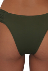 Butterfly Bottom Olive Solid