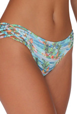 Pualani Scoop w/ Side Strings Surfer Girl