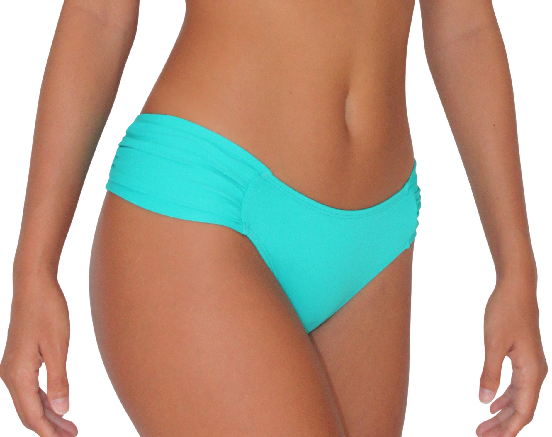 Butterfly Bottom Sea Green Solid