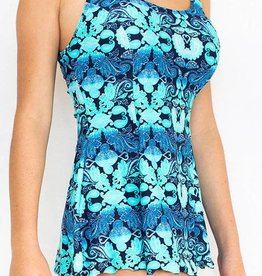 Pualani Tank Dress One Piece Laguna