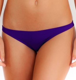 Pualani Skimpy Scrunch Rio Purple Solid