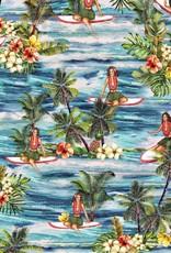 Pualani Scrunchie Surfer Girl