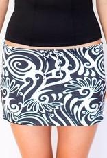 Pualani Short Drawstring Skirt Moorea