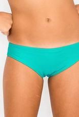 Pualani Mini Scrunch Sea Green Solid