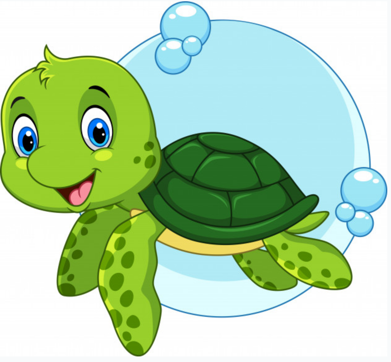 Malu the Honu - A Kid's Short Story