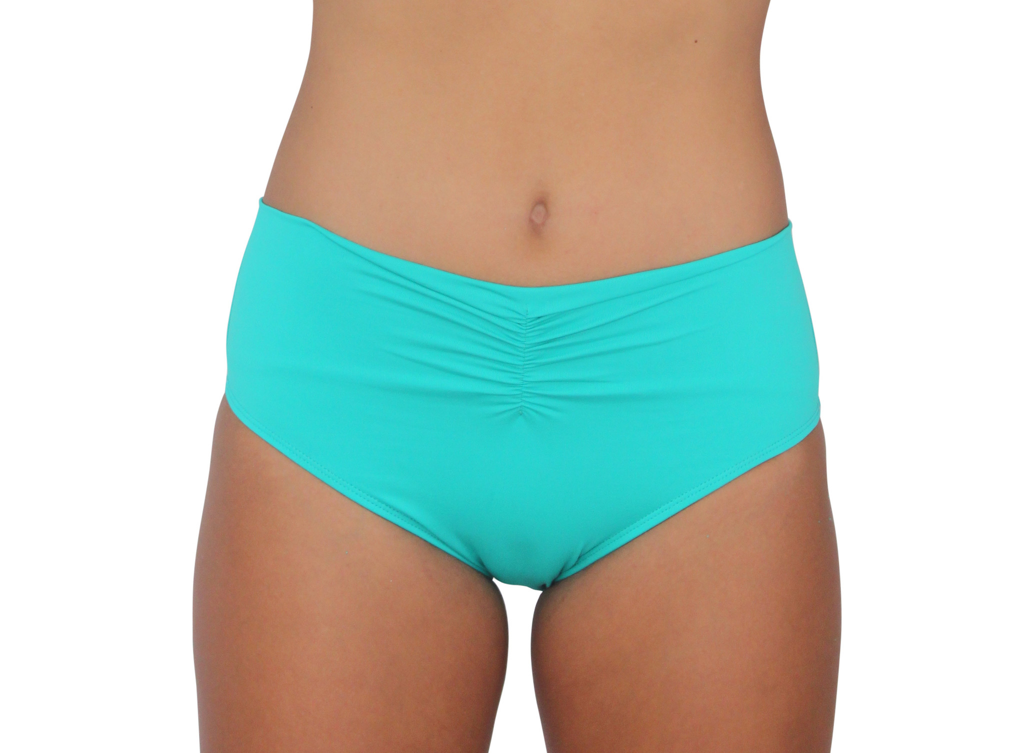 Pualani Full Bottom Sea Green Solid