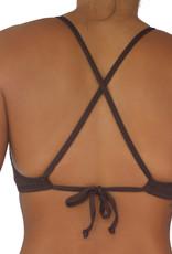 Pualani Sport Tie Chocolate Solid
