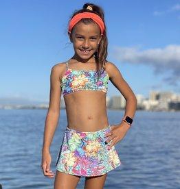 Pualani Keiki Sport Top and Skirt Paradise