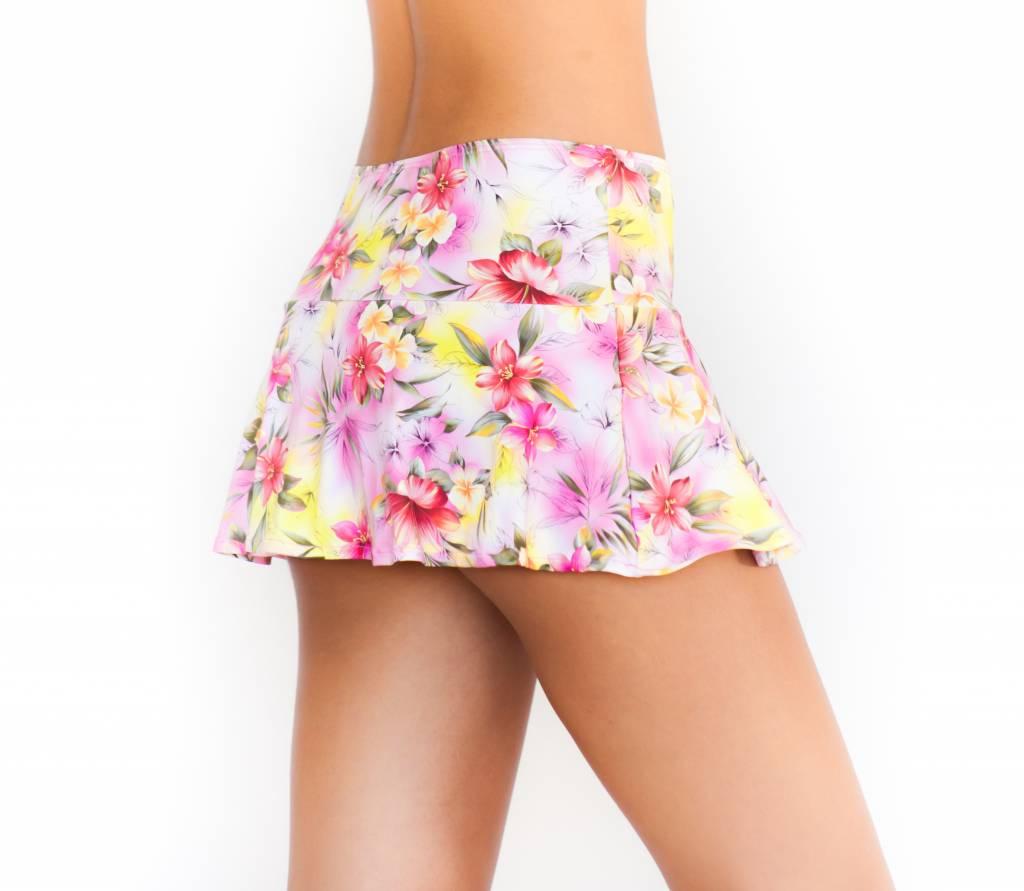 Pualani Skirt w/ Attached Bottom Wailea