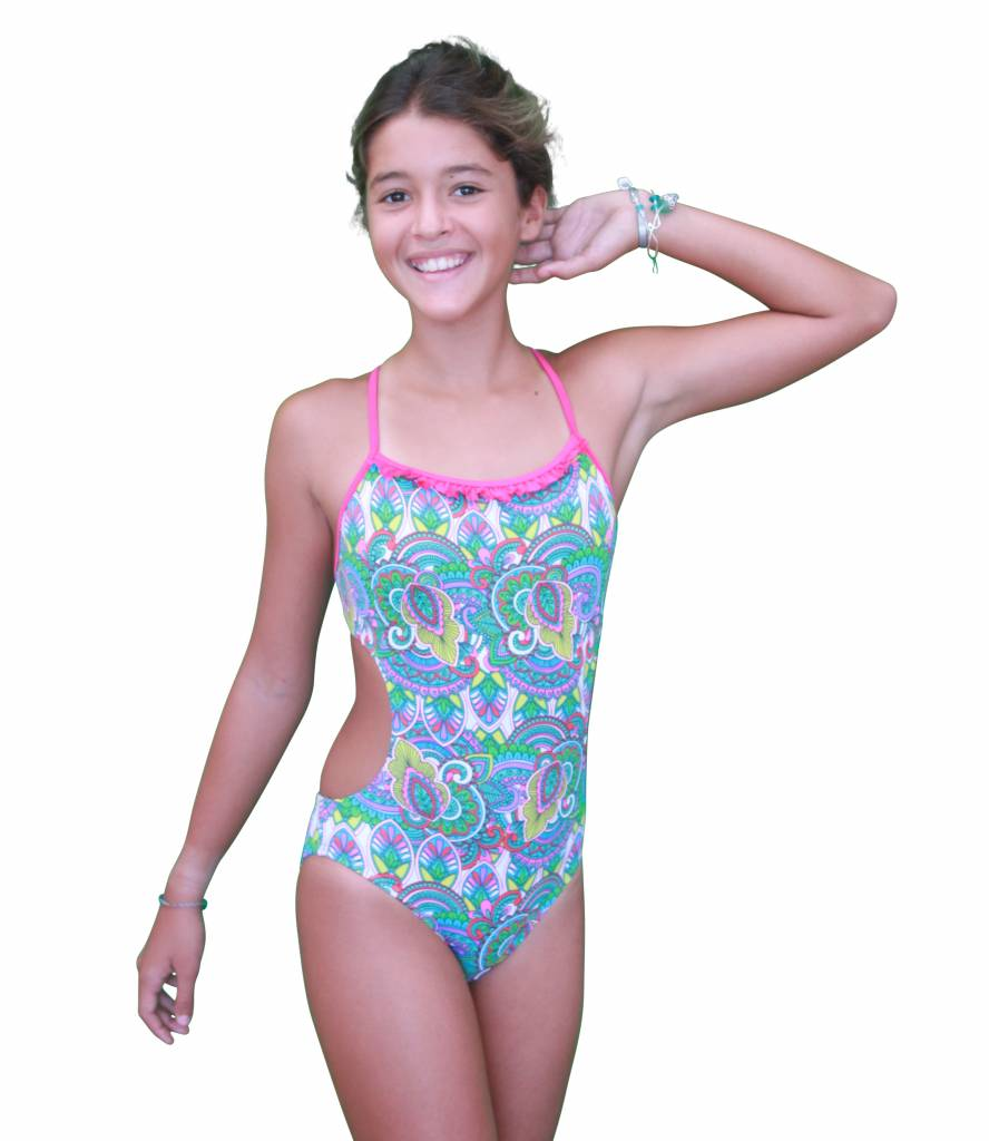 Pualani Mini Sport One Piece Fantasea
