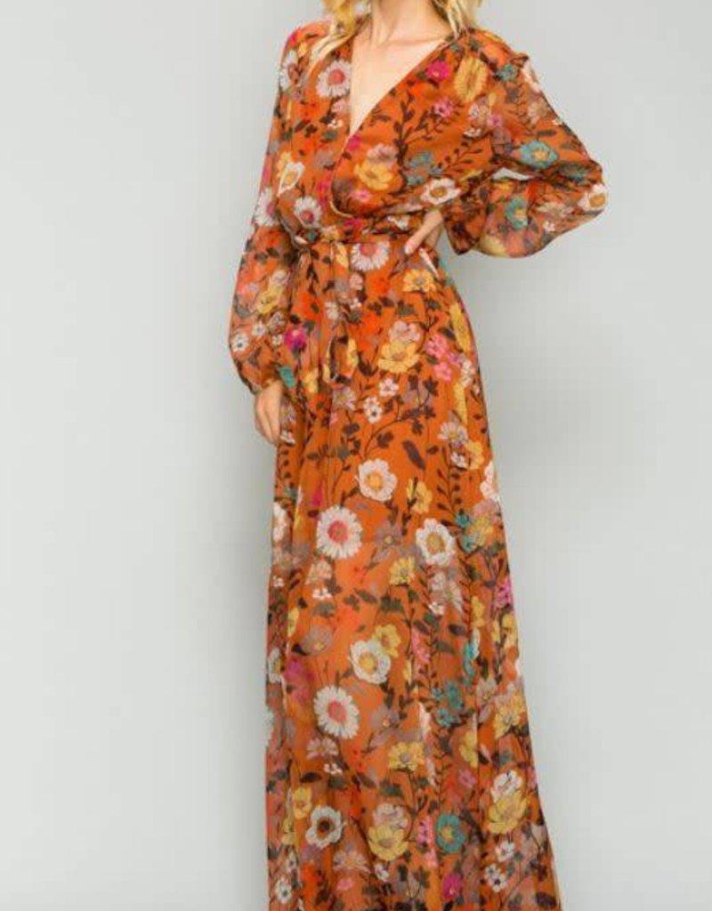 FALL RUSH DRESS