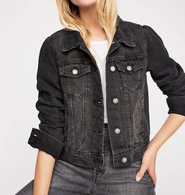 Free People FP RUMORS DENIM JACKET