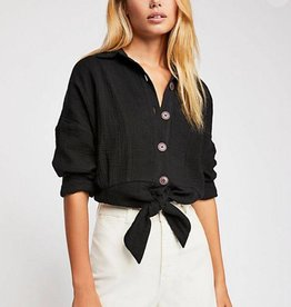 Free People FP SUNSTREAKS TOP