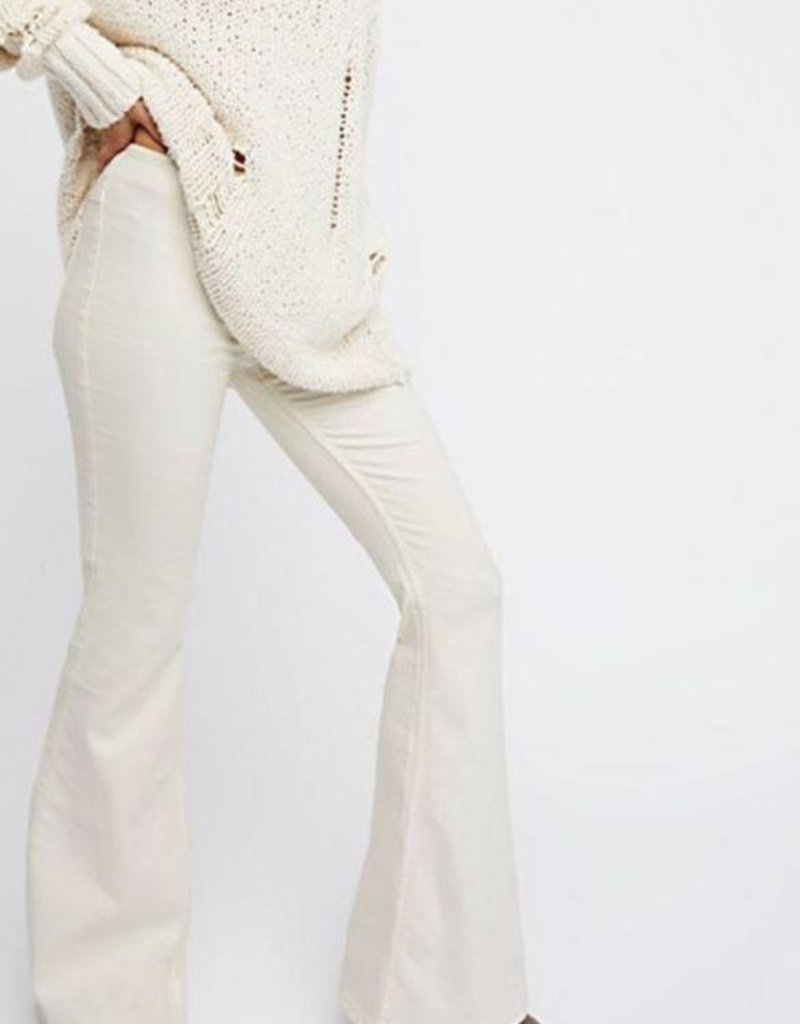 Free People FLARE PENNY PULL ON