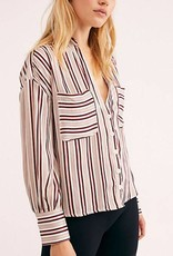 Free People FP MAD ABOUT YOU TOP