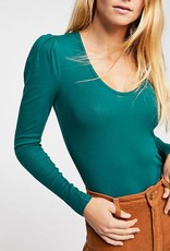 Free People FP HEY LADY LONG SLEEVE