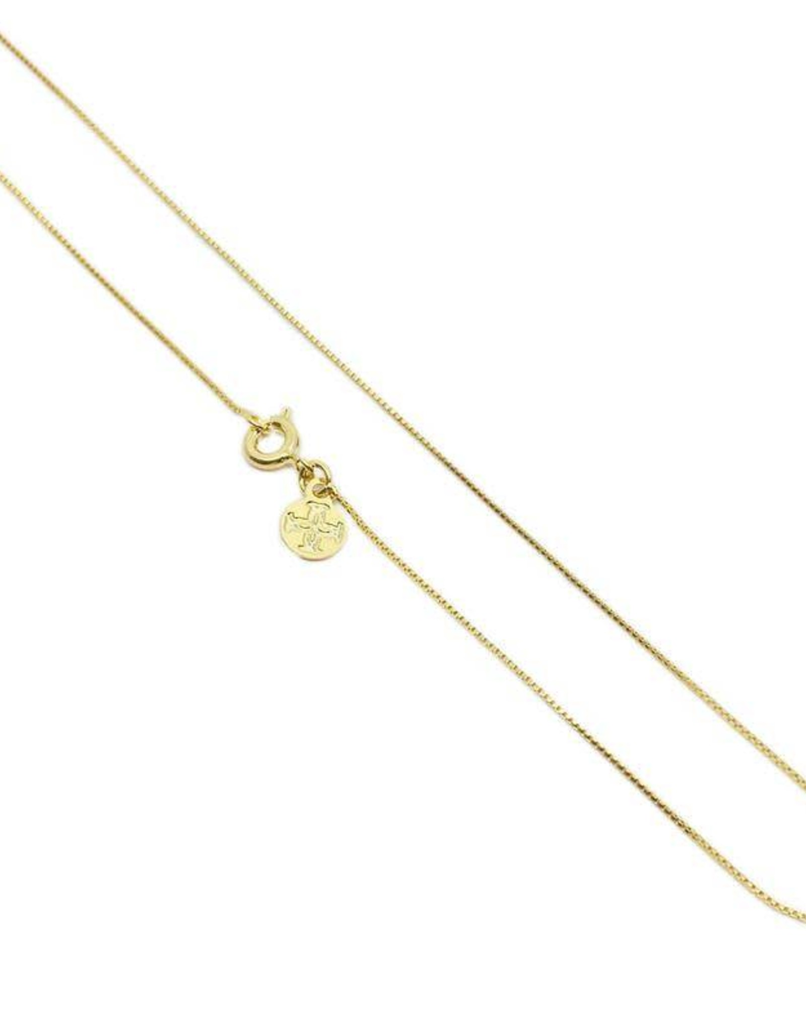 """18"""" BOXY CHAIN NECKLACE"""