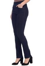 Lola Jeans Rebeccah High Rise Straight Jean Dark Blue