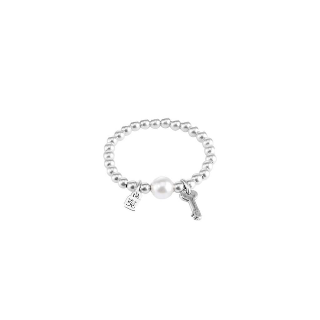 uno de 50 Llavestruz Bracelet