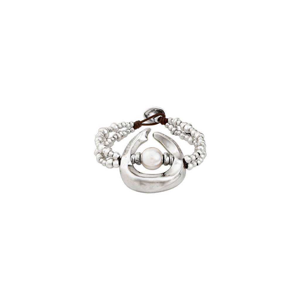 uno de 50 Half Moon Bracelet