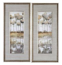 Mozambique Framed Prints Set/2
