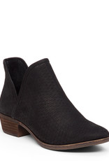 Lucky Brand Baley Suede Bootie Black