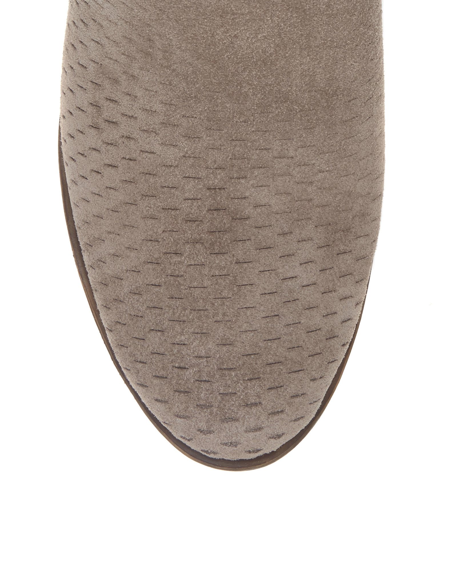 Lucky Brand Baley Suede Bootie Brindle