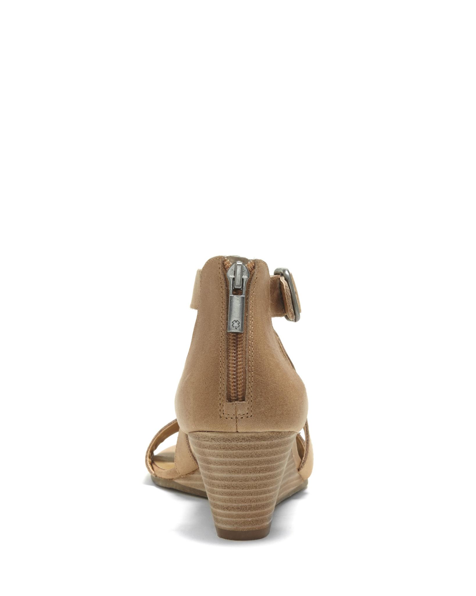 Jenley Sandal Dark Camel