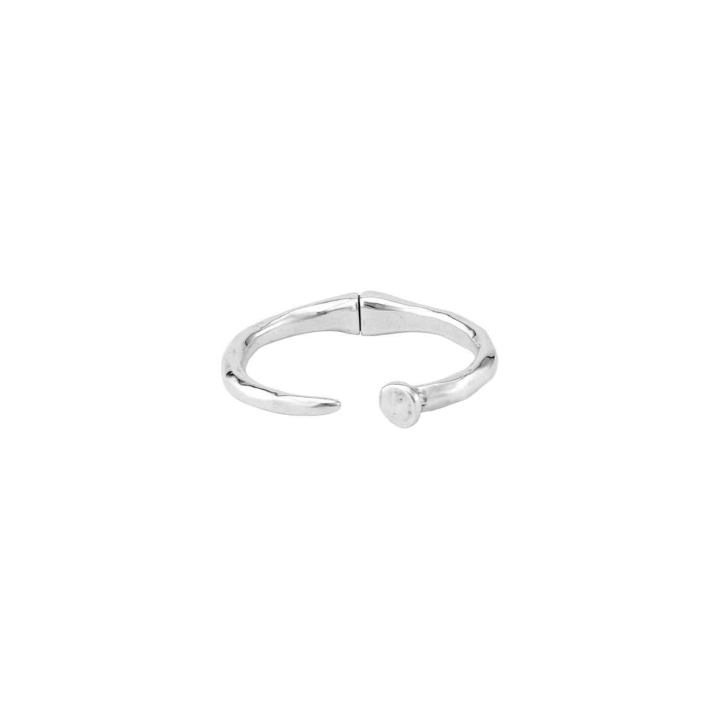 Uno de 50 Nail Bracelet Silver L