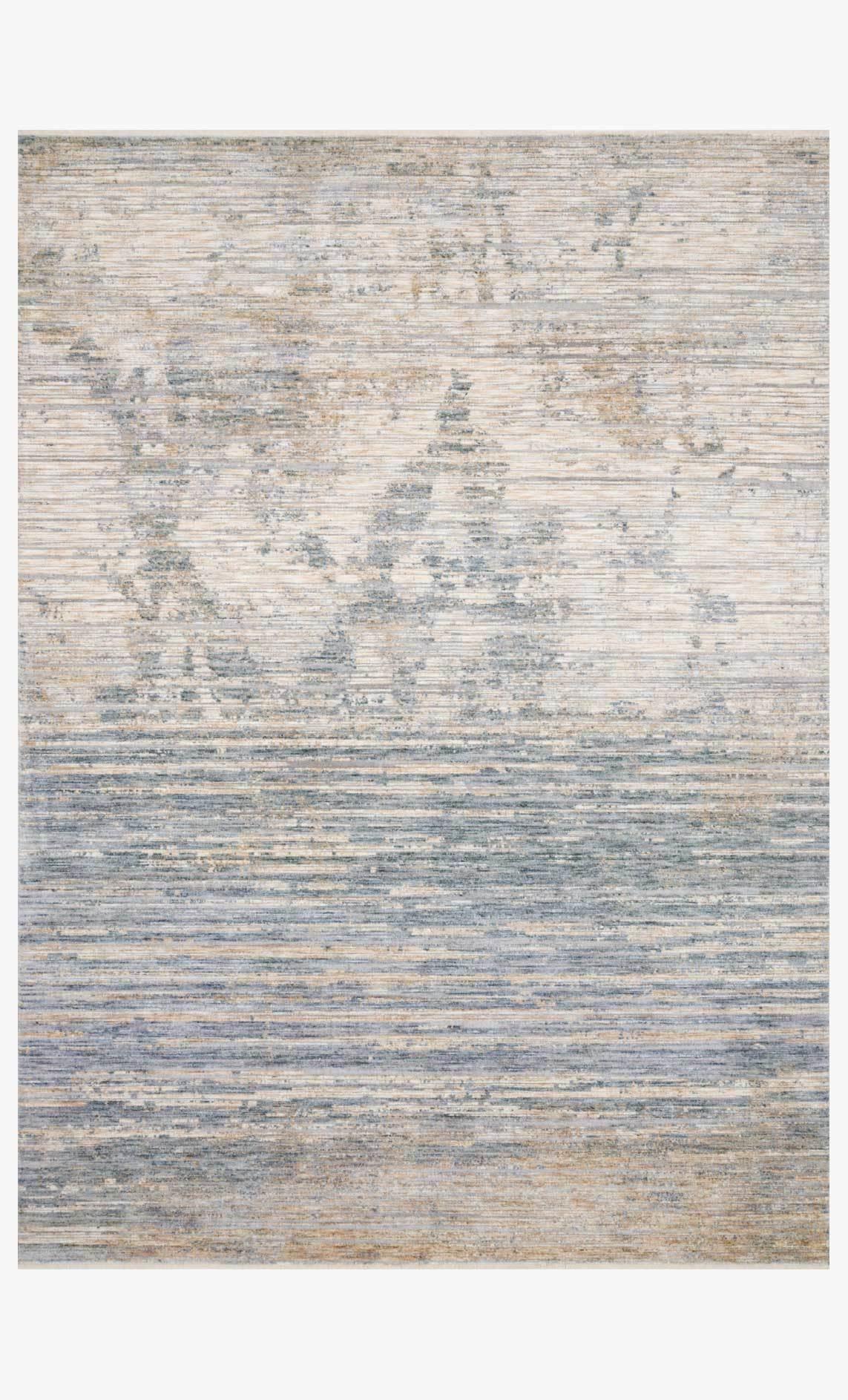 Pandora Rug Ivory Blue