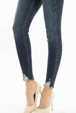 KanCan Raw Edge Skinny Jean
