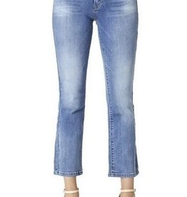KanCan Cropped Jean Light Wash
