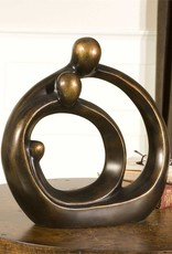 Family Circles Figurine