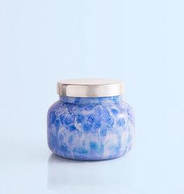 19 oz Watercolor Jar Blue Jean